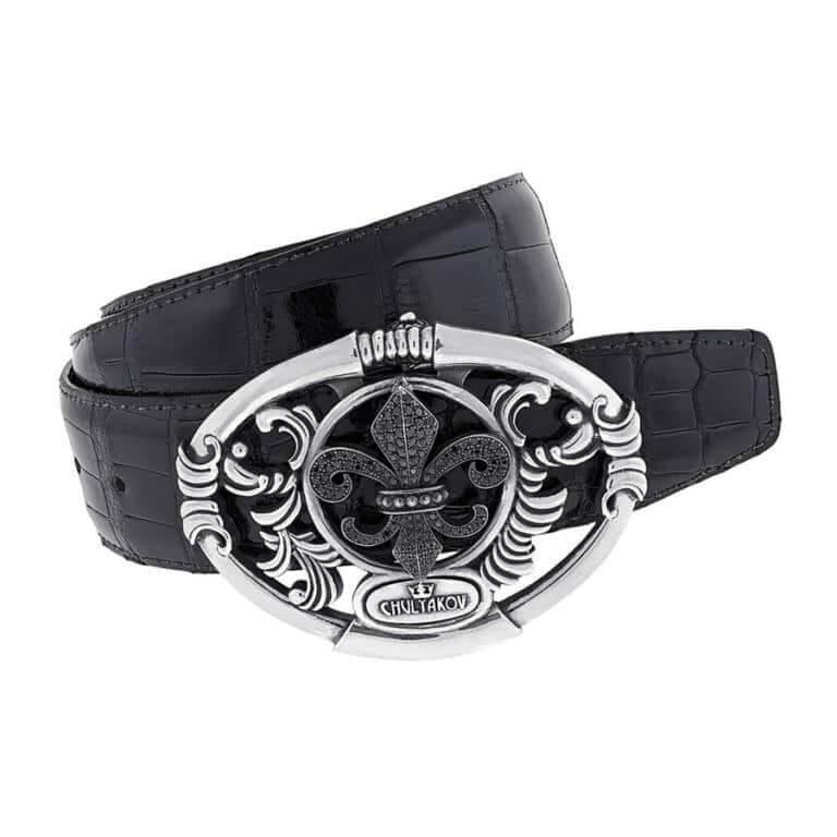 MDJ LUXURY - Trang sức vàng - Kim Cương Mặt khóa thắt lưng bằng bạc 925 xu hướng thời trang Tin tức trang sức thời trang MDJ Luxury