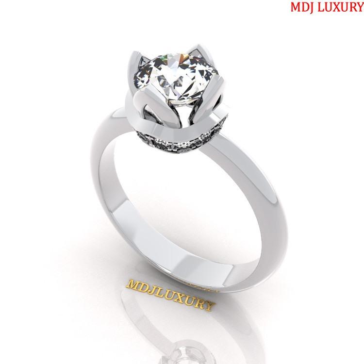 Nhẫn vàng nữ NNU02 [tag]