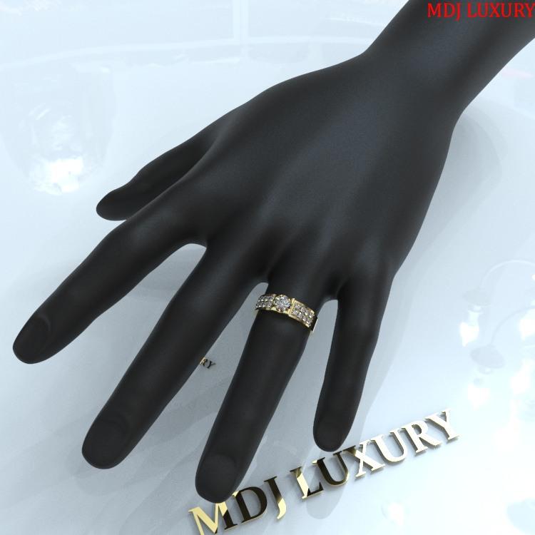 Nhẫn cưới vàng tây đẹp NC07 Nhẫn cưới vàng tây đẹp NC07 Nhẫn Cưới Vàng Đẹp ♥