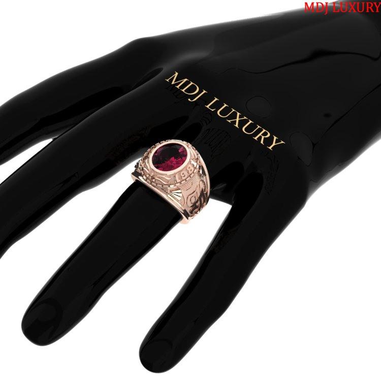 Nhẫn Mỹ nam vàng tây, vàng hồng, vàng trắng NN163 nhẫn mỹ vàng Tây