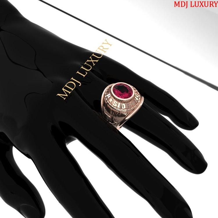 Nhẫn Mỹ Nam NN165 nhẫn mỹ vàng Tây
