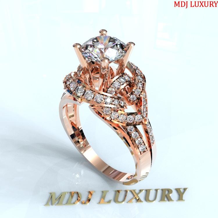 Nhẫn vàng tây cao cấp NNU36 [tag]