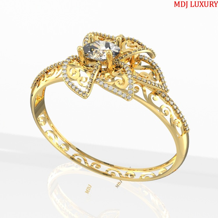 Vòng Tay Vàng Nữ Đẹp – Vòng tay MDJ VTN [tag]
