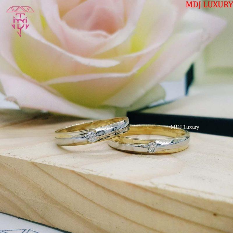 Mẫu nhẫn cưới vàng tây đẹp NCK05 Mẫu nhẫn cưới vàng tây đẹp NCK05 Nhẫn Cưới Vàng Đẹp ♥