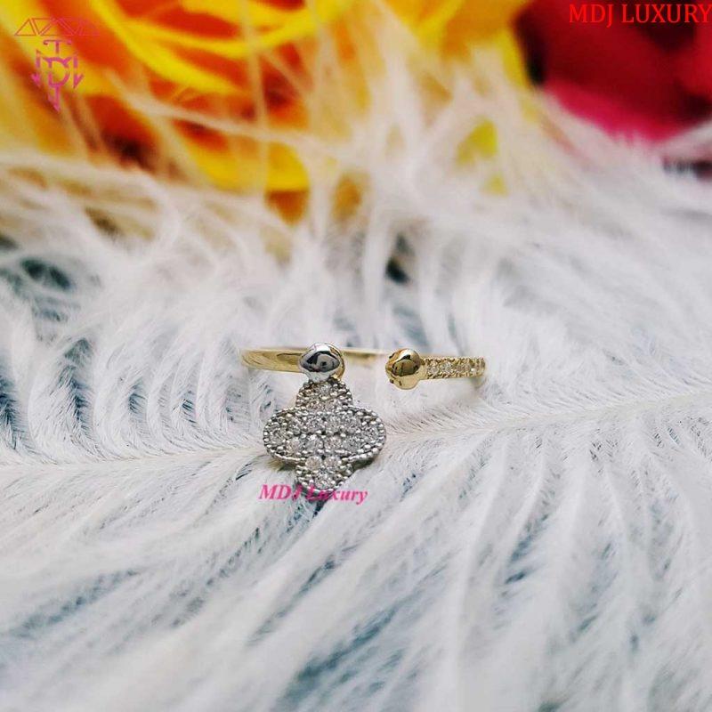 Nhẫn nữ vàng tây 10k NUK15 nhẫn nữ vàng giá rẻ