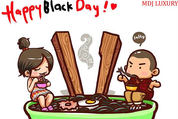 Ngày valentine đen