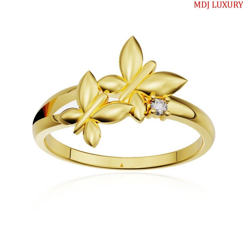 Nhẫn Nữ Vàng 18k đẹp – Nhẫn Vàng Nữ MDJ NNU79 Nhẫn Nữ Vàng 18k đẹp – Nhẫn Vàng Nữ MDJ NNU79 Nhẫn vàng nữ