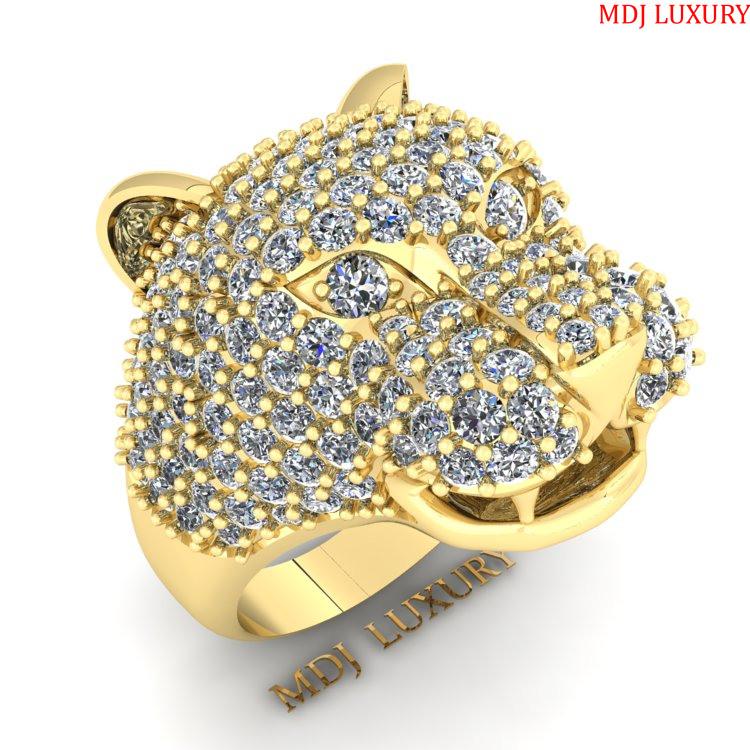 Nhẫn vàng nam mặt báo đá Ruby – Sapphia – NN105 Nhẫn vàng nam mặt báo đá Ruby – Sapphia – NN105 Nhẫn Vàng Nam