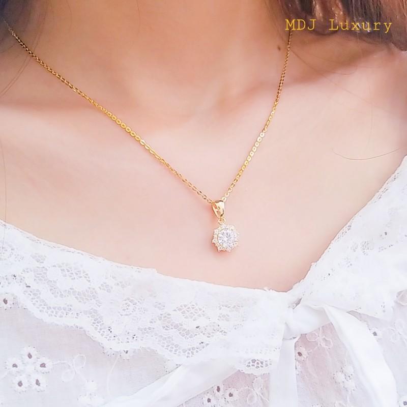 dây chuyền vàng cho nữ